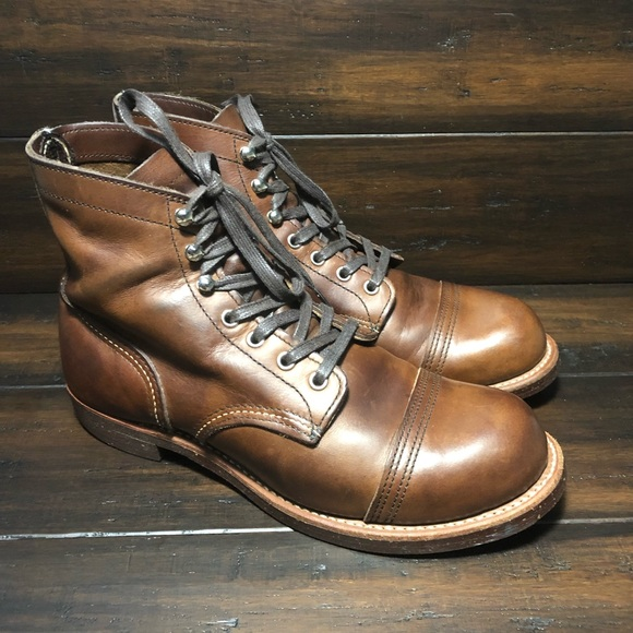 fa7d7ccaed2 Red Wing Iron Rangers 8111 - EE Wide